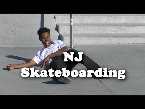 NJ Skateboarding in Roselle