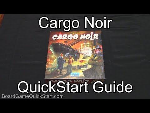 Cargo Noir QuickStart