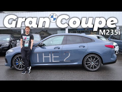 New BMW 2 Series M235i Gran Coupe Review Interior Exterior