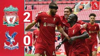 Liverpool 2-0 Crystal Palace Pekan 38