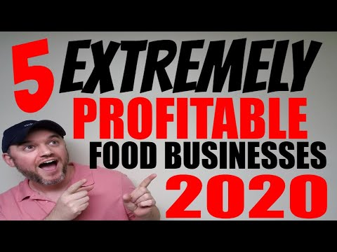 , title : 'Top 5 Most Profitable Food Business Ideas For 2020  [Small Business Ideas]