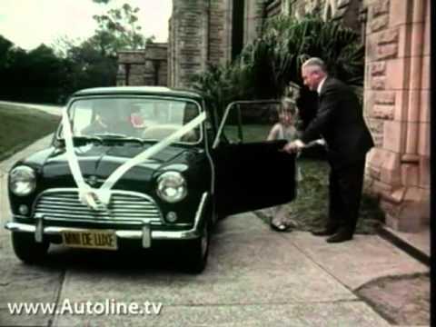 Vintage Mini BMC Commercial - From the Autoline Vault