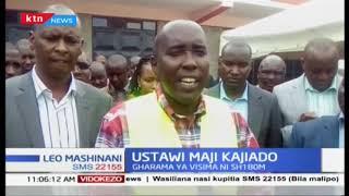 Muradi wa maji eneo la Kimuka Kajiado kuzifaidi familia za watu elfu kumi na moja