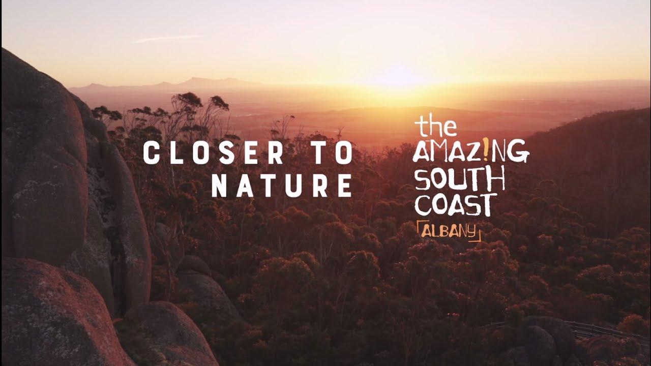 Come Closer to The Amazing South Coast