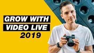 Let's Meet Up in Vegas! Video Workshop 2019