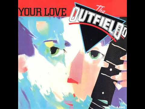 The Outfield - Your Love (Instrumental - clean official version)