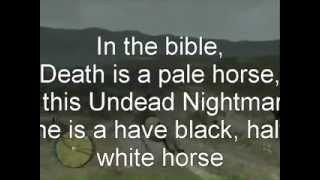 Red Dead Redemption Undead Nightmare Four Horses of the Apocalypse