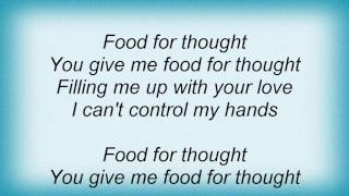 10cc - Food For Thought Lyrics