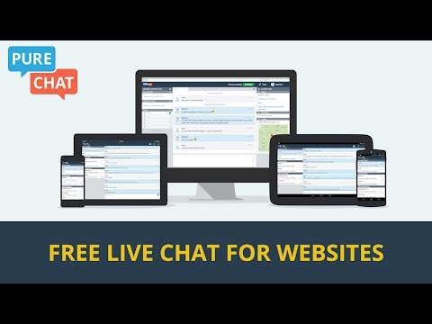 Video of Pure Chat - Customer Live Chat
