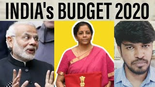 India's Budget 2020 Highlights Explained | Tamil | Madan Gowri