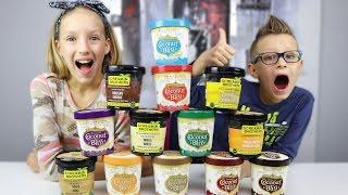 Ice Cream Challenge!!!