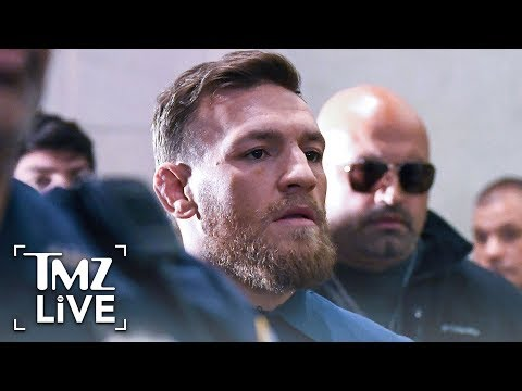 Conor McGregor Plea Deal? | TMZ Live