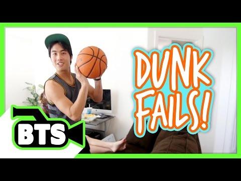 Trickshot Fails! (BTS) (видео)