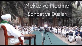 Cübbeli Ahmet Hocaefendi Ile Umre Sohbeti (22.02.2016)