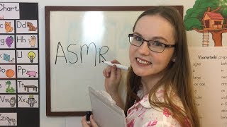 ASMR Afrikaans Teacher Roleplay (Soft Spoken)