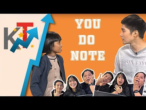 You Do Note  Girl with Robi D. | KT Reacts