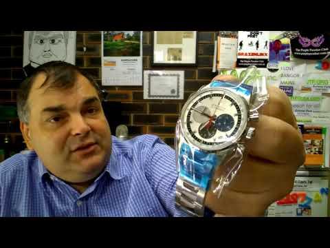 LIVE UNBOXING – Zenith El Primero Chronomaster 38mm