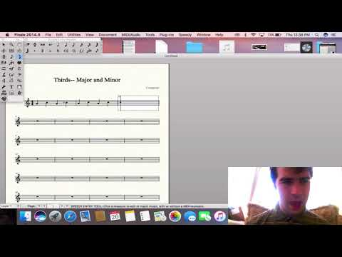 This video is all about Major and Minor Thirds. I hope this helps you!