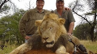 PETA Wants To Hang Lion Hunter thumbnail