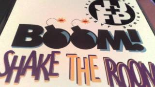 Jazzy Jeff & Fresh Prince - Boom! Shake The Room (Mr. Lee's Extended Club Mix)