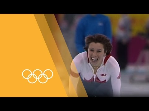 Catriona Le May Doan - Double Olympic Champion   Words of Olympians