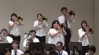 吹奏楽76本のトロンボーン