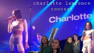 Charlotte Lawrence Concert With Friends :)