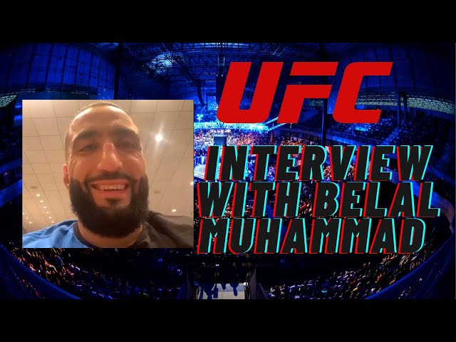 Belal Muhammad hopes to be part of title scenario in welterweight division with a win against Demian Maia at UFC 263 [Exclusive]