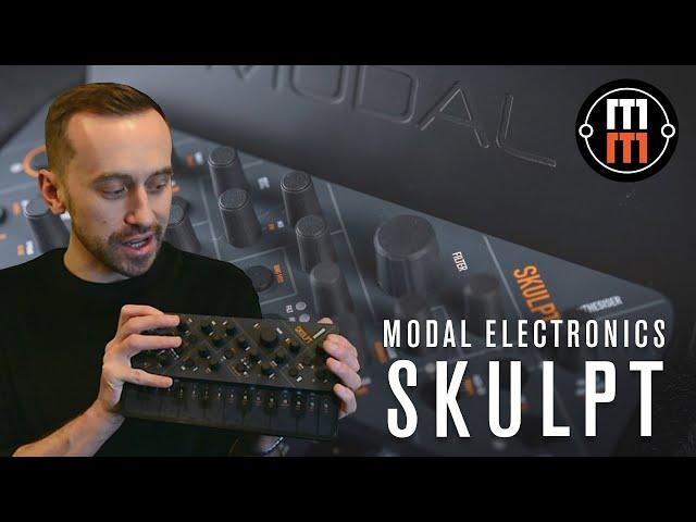 Modal Skulpt - подробный обзор и демо