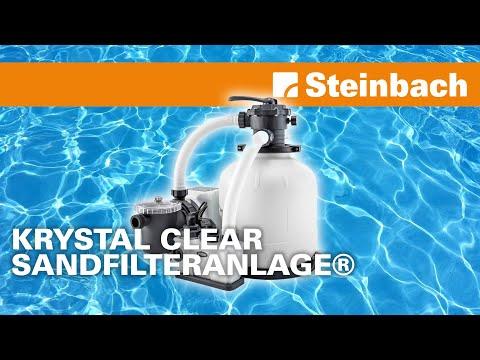 Erklärungsvideo zu Krystal Clear 10 m³ mit Salzwassersystem