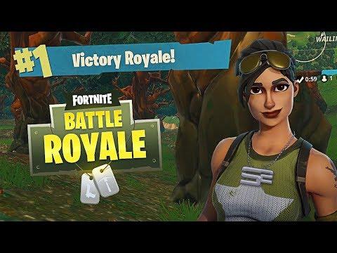 Fortnite Battle Royale Montage by SoaR Fruit