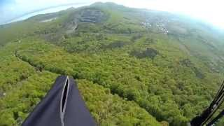 preview picture of video 'Vinné Dlha 13-4-2014 paragliding'