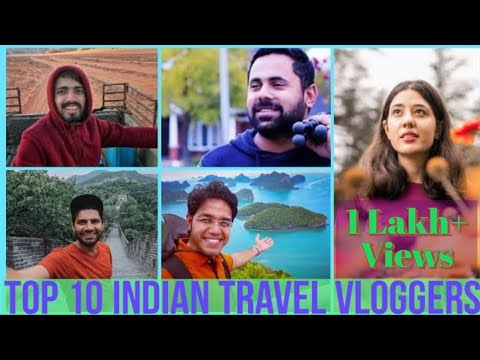 Download Top 10 Indian Travel Vloggers 2020 | Best Indian Travel Vloggers on Youtube HD Mp4 3GP Video and MP3