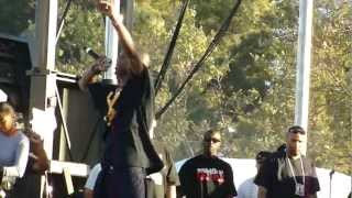 DMX Rock The Bells 2012 Prayer / A Minute For Your Son @ Shoreline Amphitheatre.[HD]
