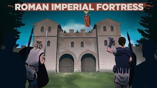 Roman Castra - How Legionaries Built and Lived in their Fortresses