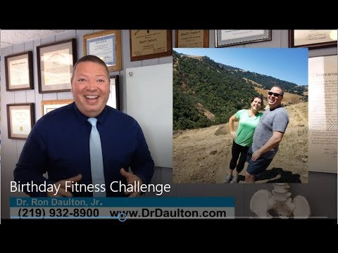 Birthday Fitness Challenge