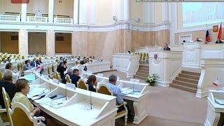 В Санкт-Петербурге прошла юбилейная конференция Парламентской ассоциации Северо-Запада России