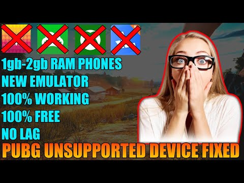 Download Your Device Not Supported Pubg Fix 100 Best Solution Video