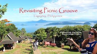 Explore Tagaytay Picnic Grove