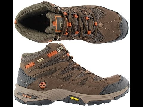 Timberland Ledge Mid Gore-Tex Hiker Boots - Review - The Outdoor Gear Review