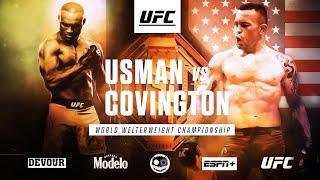 UFC : Kamaru Usman vs Colby Covington 'Rhythm Is a Dancer' Promo