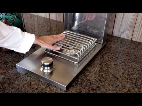 BLAZE SINGLE AND DOUBLE SIDE BURNER OVERVIEW