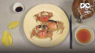 A taste of China - Steamed Hairy Crabs