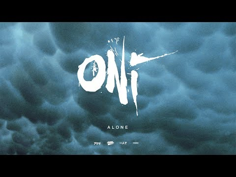 ONI - Alone (Blacklight Media) online metal music video by ONI