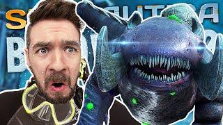 The BIGGEST Leviathtan In Subnautica | Subnautica Below Zero - Part 13