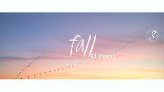 Ed Sheeran - Fall (Subtitulado al español)