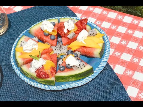 Video 4 Healthy Recipes for July 4th (2:20)