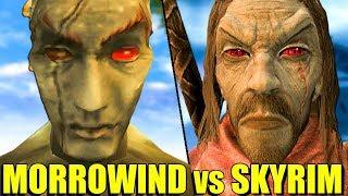 5 Things Morrowind Did Better Than Skyrim