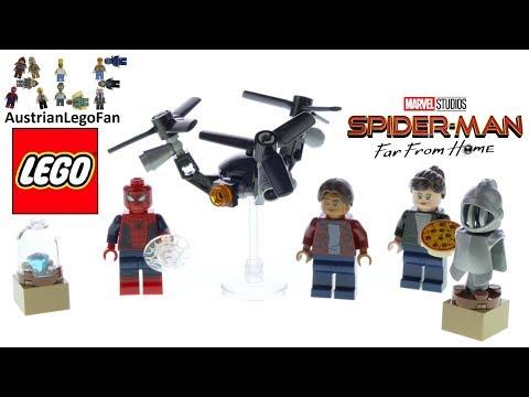 Vidéo LEGO Objets divers 40343 : Spider-Man et le cambriolage du musée