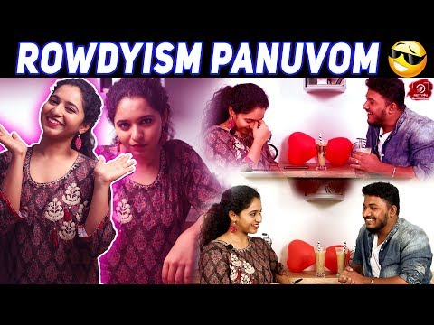 Rowdyism Panuvom With Mirchi Saru | ..